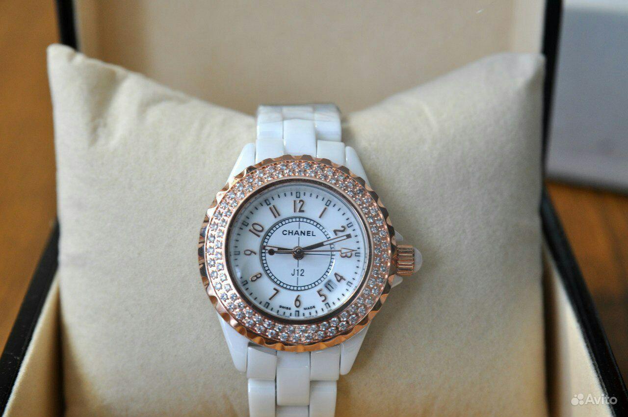 Сколько стоят ручные часы шанель керамика