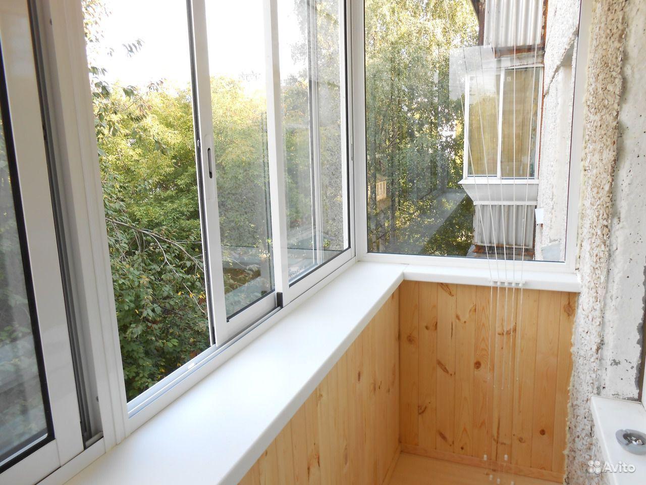 Балконы фото в Челябинске..