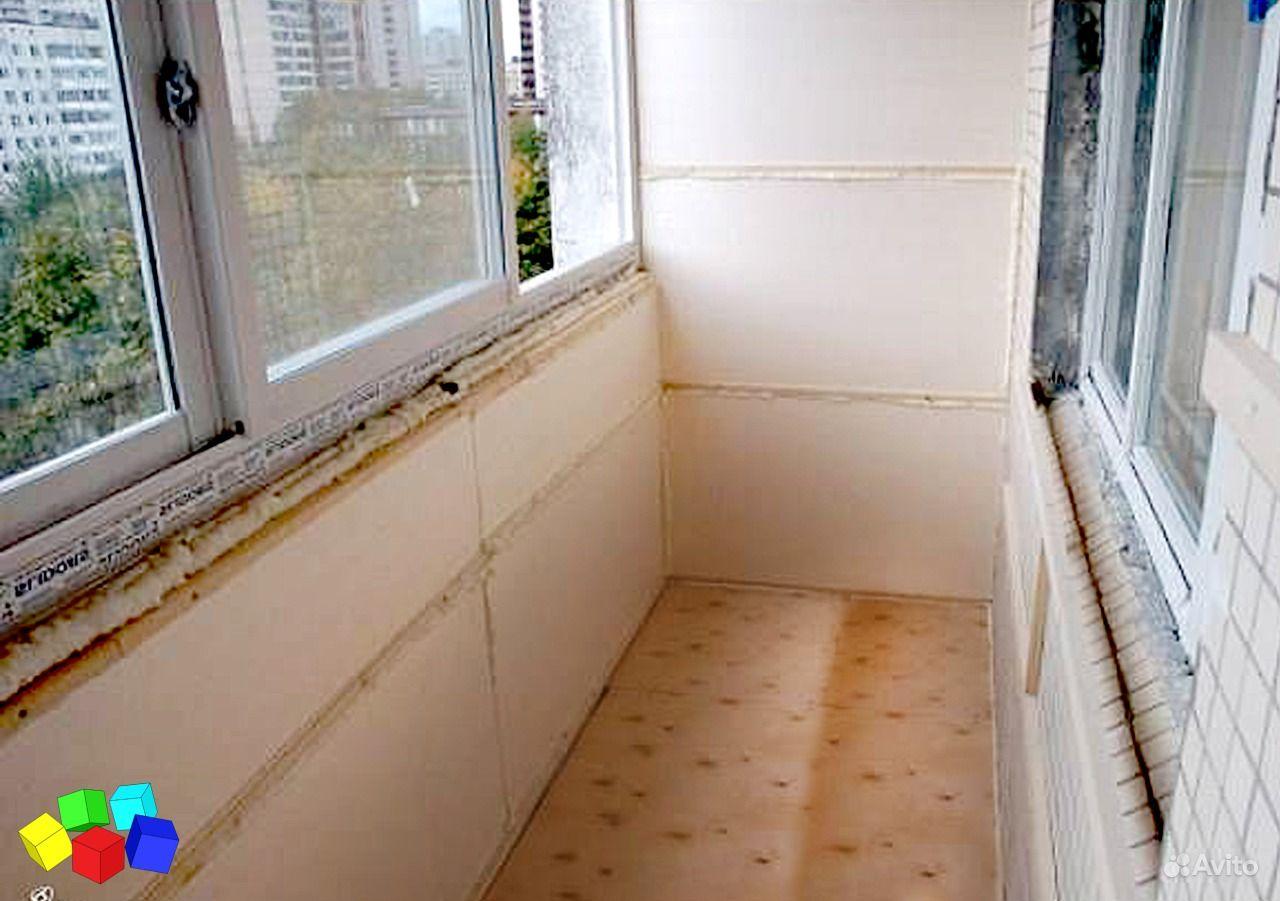 """Утепление балкона и его особенности """" конопатка домов."""