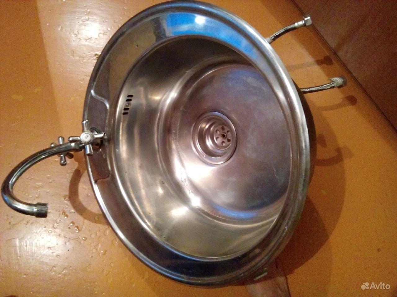 Раковину для кухни бу