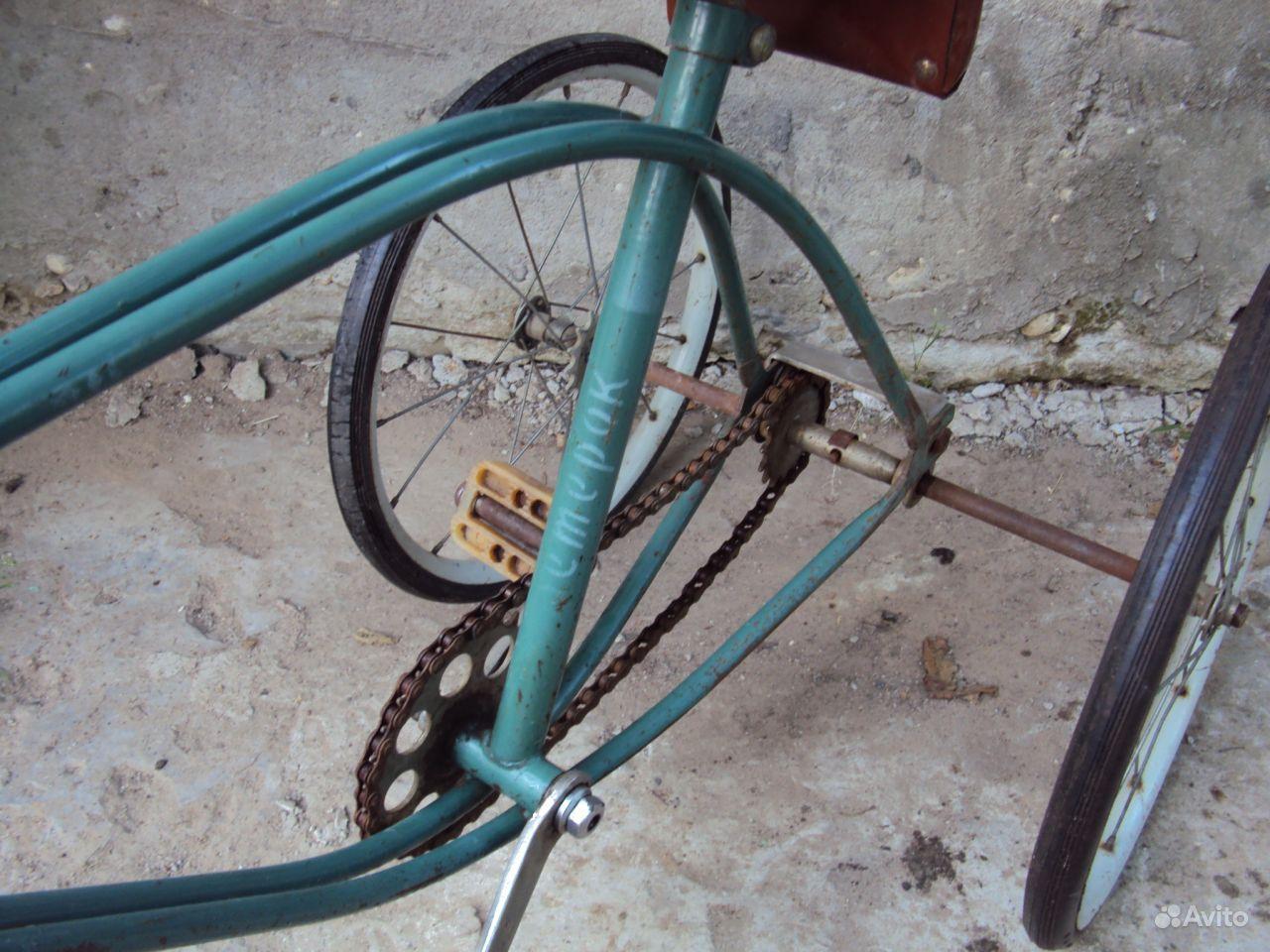 Задний мост 3 х колесный велосипеда своими руками