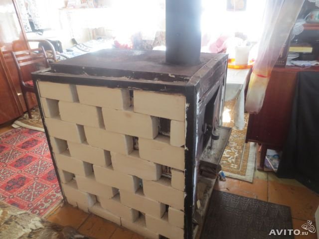Железная печка своими руками для дома - Альтаир и К
