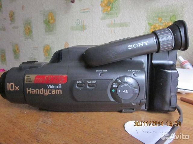 Sony CCD-FX270E