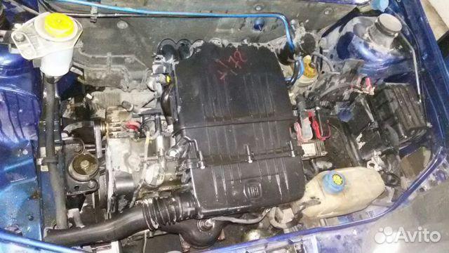 масло в двигатель фиат альбеа