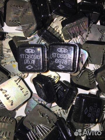 Микросхема 1тс609Б