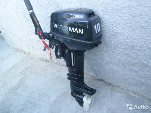 waterman лодочный
