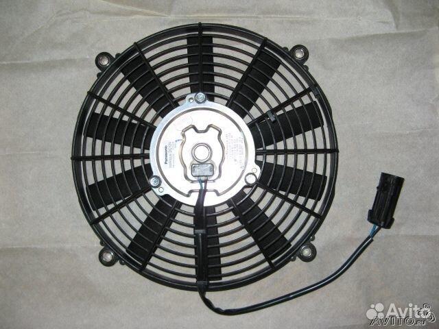 Вентилятор на автомобильный кондиционер где купить