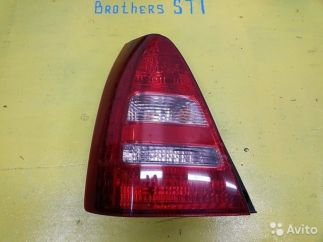 89625003353 Стоп сигнал левый Subaru Forester, SG5