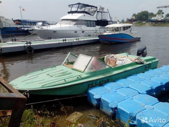 лодки морской амур