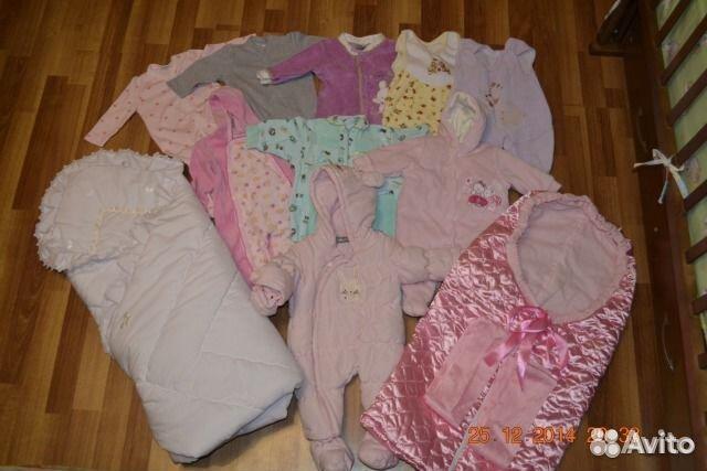 Дешевая одежда для новорожденных с доставкой