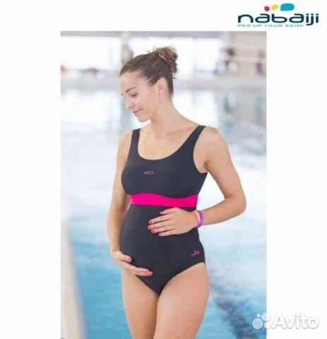 Купальники для беременных в бассейн 122