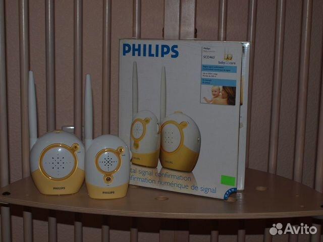 В продаже Радионяня Philips SCD 463 по выгодной цене c комментариями пользо