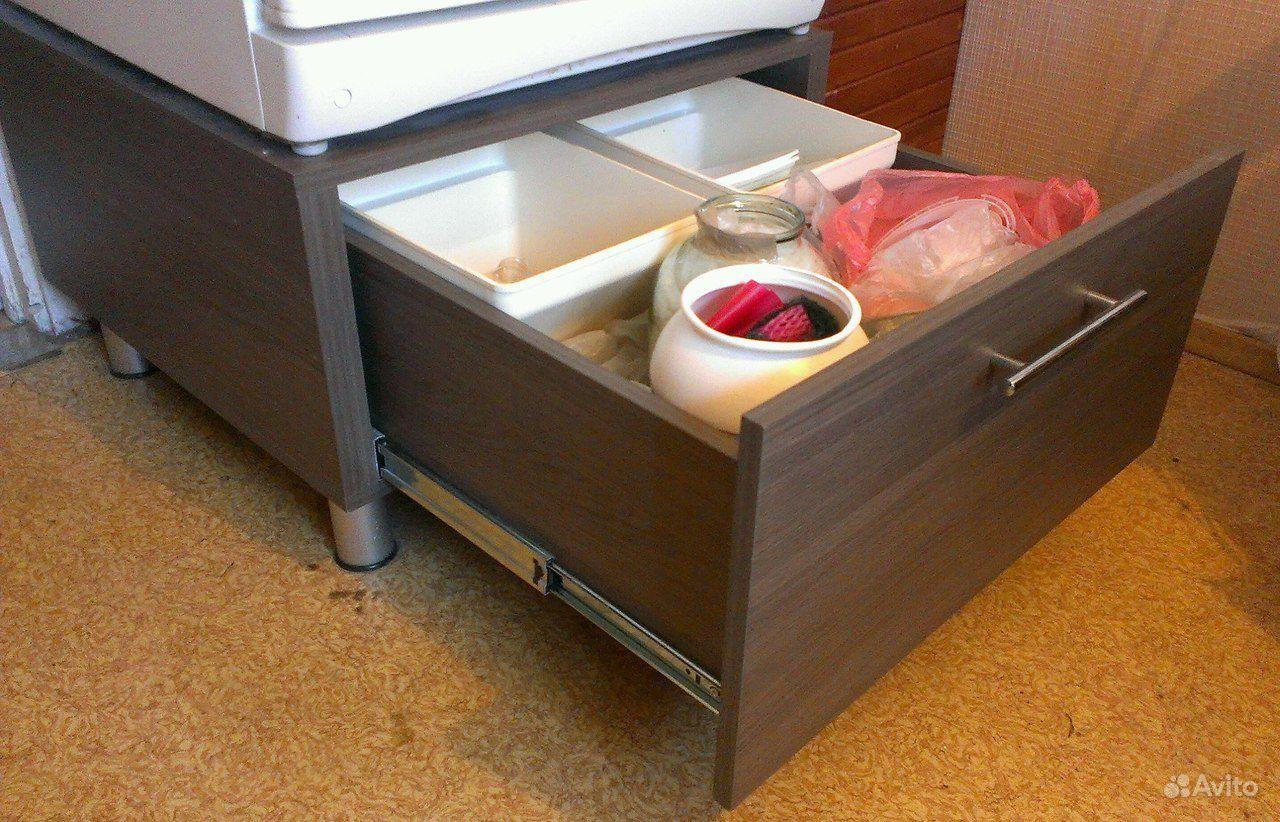 Ящик для овощей под холодильник??? где бы прикупить? / дом и.
