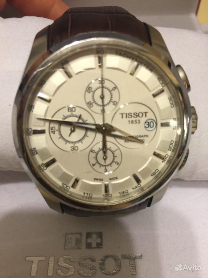Часы TISSOT T035 T-CLASSIC COUTURIER