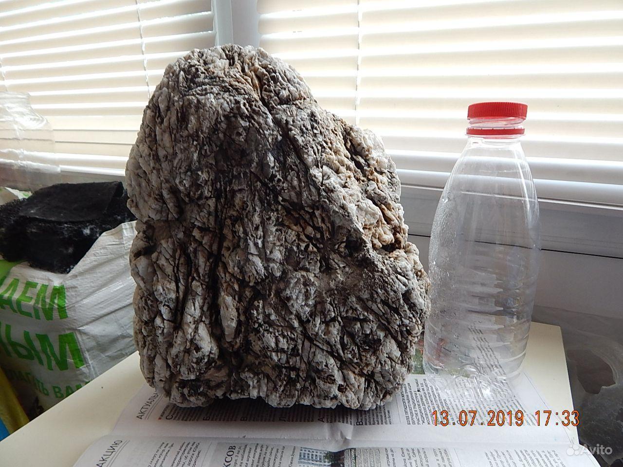 Камни скиммер грунт лава