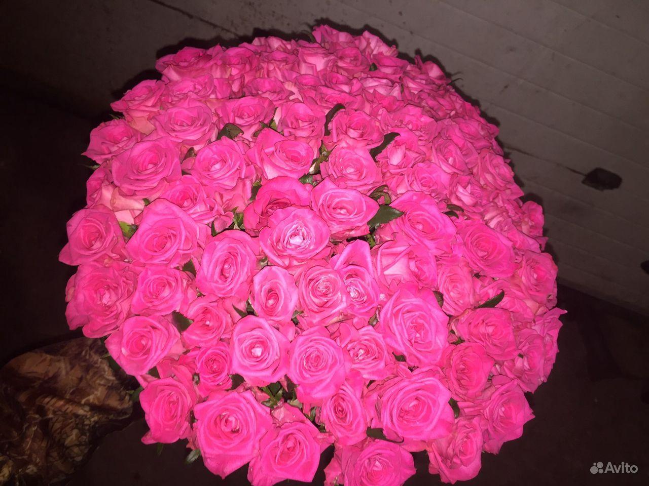 Букет 101 роза купить на Зозу.ру - фотография № 1