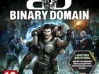 Ps3 Binary Domain. Limited Edition
