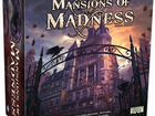 Mansions of madness second edition + доп