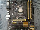Asus B85M-E+ Intel Core i3-4130 3.40GHz 2C/4T