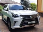 Lexus LX 4.5 AT, 2017, 12 500 км