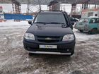 Chevrolet Niva 1.7МТ, 2012, 118000км