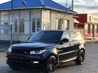 Land Rover Range Rover Sport 5.0AT, 2014, 100000км