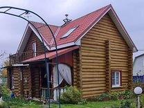 Дом 144 м² на участке 8,5 сот.