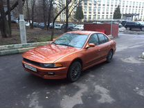 Mitsubishi Galant, 2001 г., Москва
