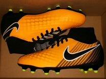 2e96606f Новые детские футбольные бутсы с носком Nike 36 р