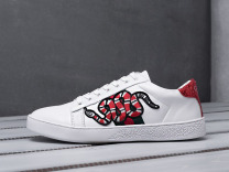 Кроссовки Gucci Ace Embroidered, 40-44р