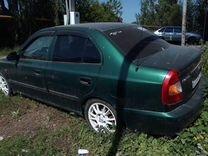 Hyundai Accent, 2002 г., Ульяновск