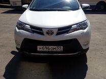 Toyota RAV4, 2015 г., Пермь