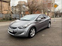 Hyundai Avante, 2012 г., Краснодар