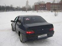 Peugeot 306, 1998 г., Санкт-Петербург