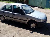 Peugeot 106, 1998 г., Тула