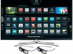 "3D Smart Samsung 48"" (122см) с Wi-Fi"
