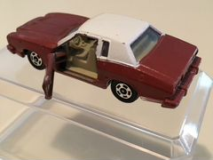 Tomy Tomica Ford Mustang II Ghia White/Brown Japan