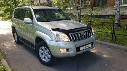 Toyota Land Cruiser Prado 3.0AT, 2004, 235000км
