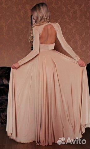 Авито выпускное платье купить