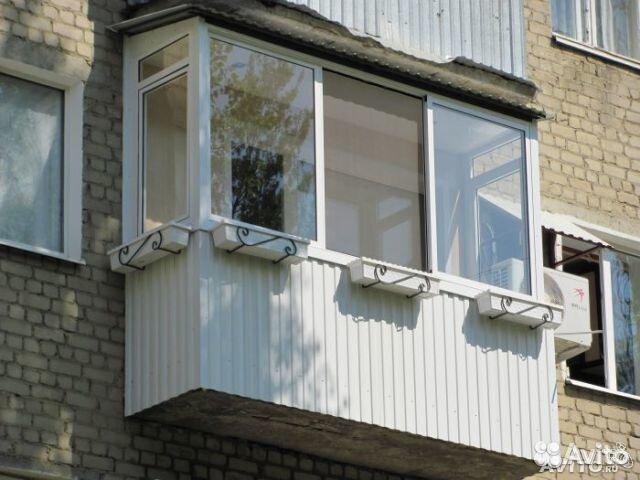 Остекление балконов и лоджий в Саратове по доступным ценам