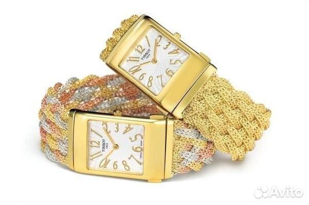 Часы Tissot T-Gold, купить - Conquest-watchesru