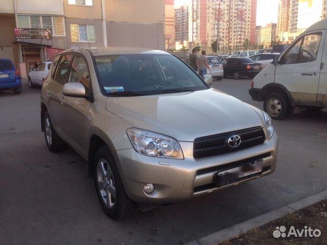Toyota Рав 4 в краснодарском крае #7