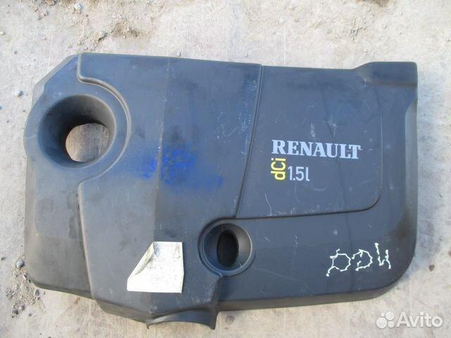крышка мотора renault megane