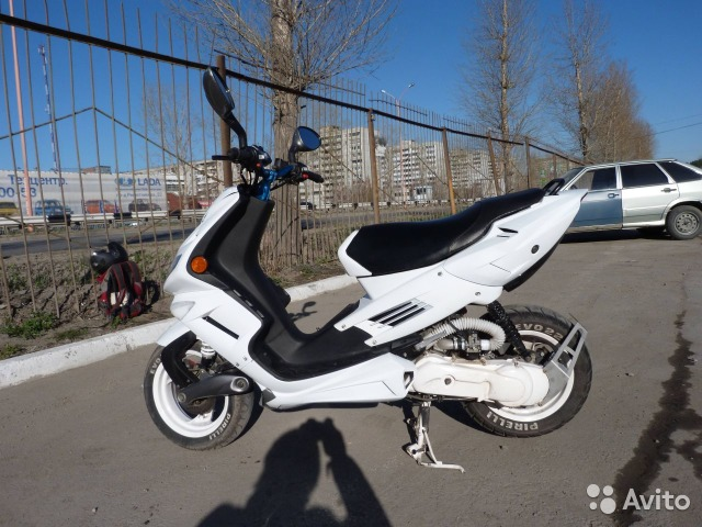 peugeot speedfight 100cc отзыв
