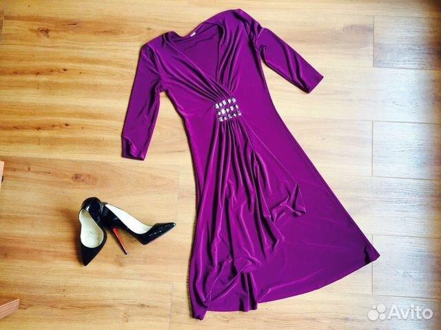 Купить платье цвета фуксия в москве