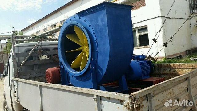 Staub-Ventilator цп7-40 N8 Ausführung 5