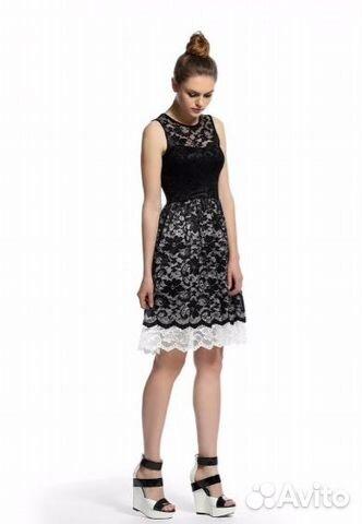 dc245bb70c3 Новое кружевное платье Lost Ink