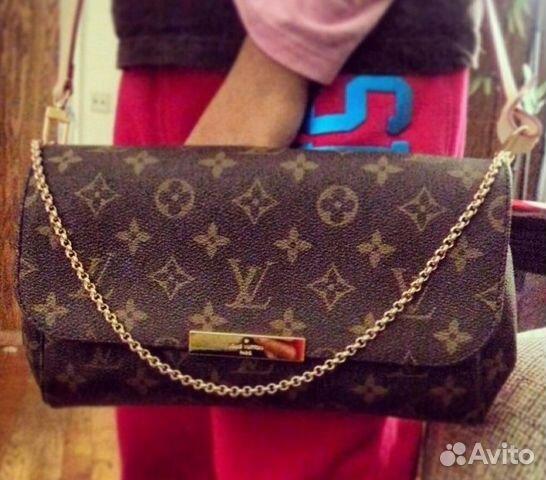 f56bbccce2e6 Сумка Виттон Louis Vuitton Favorite Pm Лв Клатч | Festima.Ru ...