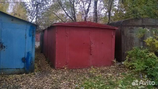Продам железный гараж на авито гараж 4 на 8 фото