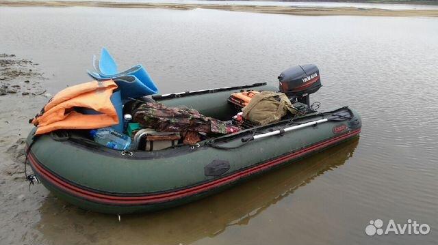 продажа моторных лодок в хмао на авито